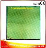 Calefator 220V 200-350W 400*400*1.5mm da borracha de silicone dos circuitos de aquecimento de Multipe