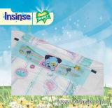 As fraldas para bebés com fita de Velcro (S/M/L/XL)