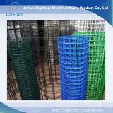 Rete metallica saldata ricoperta PVC per esportare