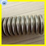 Alta pressione del tubo dell'acciaio inossidabile con la flangia