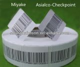 Etiqueta macia da segurança quadrada do ponto de verificação 410 EAS RF (ponto de verificação 410)