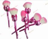 Eindeutiges Entwurfs-Blumen-Form 6 PCS-Verfassungs-Pinsel-Set