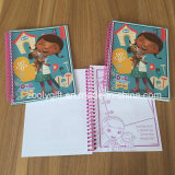 Personnaliser Design Printing Hard / Soft Cover Exercise Notebooks