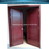 Puerta plegable de aluminio con buena calidad y Auditoría TUV