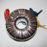 Le faisceau de fer toroïdal de transformateur est fait de bandes en acier installées continues sans joint de silicium