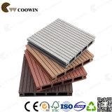 Tipo di legno della pavimentazione e Decking esterno di uso esterno WPC