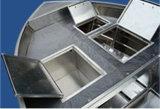 14FT All-Welded Aluminiumbaß-Fischerboot mit Bogen-Zaun