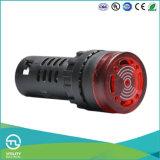 Color rojo de la lámpara indicadora de la señal sonora de Utl con el SGS del Ce CQC
