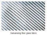 Tela del vidrio de fibra de la galvanización/fibra del carbón/vidrio/fibra de vidrio del carbón