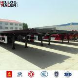 Tri-as 40 van de Tractor van het Transport Voet van de Aanhangwagens van de Aanhangwagen voor Verkoop