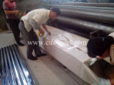 Zinc60 Galv Hoja de techo de metal / chapas galvanizadas de acero corrugado