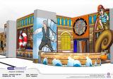 Игрушка детей занятности приветственного восклицания ягнится крытая спортивная площадка для парка атракционов
