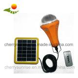Venda Por Atacado Solar Panel Kit USB Charger 12V Indoor Solar Lantern for Sale