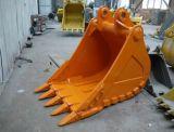 日立掘削機のための標準バケツの概要のバケツEx120