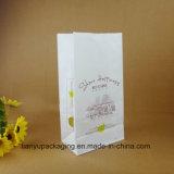 Белая бумага бумаги Kraft Food-Grade используемая для упаковки еды