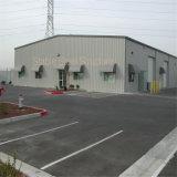 Heißes Verkaufs-Licht-Stahlkonstruktion-Lager-Fertiggebäude
