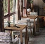 Mesa de centro de madera sólida de mesa de comedor (M-X2151)