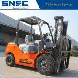 新しいSnsc 3トンの持ち上がるトラックのフォークリフト
