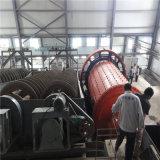 Moinho de bolas de moagem Minerais de minério de minério de processo seco e molhado