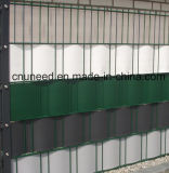 100%UV 저항 Ral7016 1.3mm 19cm*2.525m 수사슴 PVC Sichtschutzstreifen 담