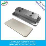 Peças de alumínio fresado CNC de alta precisão para máquinas usadas