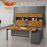 Meubles de bureau modernes L bureau exécutif de forme (H50-01)