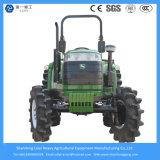 ディーゼル農場トラクターか農業装置40HP-55HPの農業か小型耕作するか、または庭または水田のタイヤのトラクター