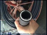 """"""" flexibler hydraulischer Vierdrahthochdruckschlauch 4sh 1"""