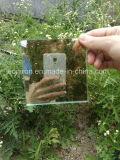 As portas de vidro da privacidade Tempered da Dobro-Placa Crafted portas do ferro feito