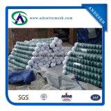 2,5Mm/1,5Mm 50x50mm cerca metálica revestida de PVC