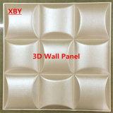 Matériau décoratif antibruit de décoration de panneau de mur de l'écran 3D