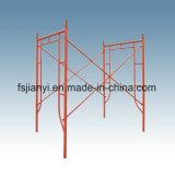 Impalcatura d'acciaio registrabile del H-Blocco per grafici Q235