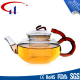 Alta calidad resistente al calor tetera de vidrio borosilicato (CHT8145)