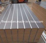 Grooved MDF (Medium-Dichte firbreboard) für Möbel