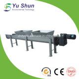 Shaftless Schrauben-Förderanlage für Abwasserbehandlung-Maschine