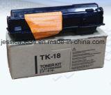 Compatibe Tk17 TK18 TK100 para cartuchos de tóner Kyocera FS-1000/1010/1018/1020d/1118mfp/KM-1500