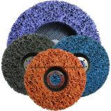Pulire il disco della striscia per rimuovono la vernice