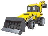 Ingeniería Truck Style Blocks con 146PCS