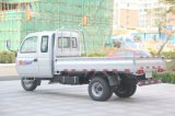 Geschlossene chinesische Ladung-motorisiertes Dieseldreirad 3-Wheel mit Kabine