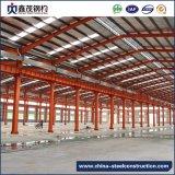 Chambre professionnelle de bonne qualité et construction de structure métallique de modèle pour l'entrepôt