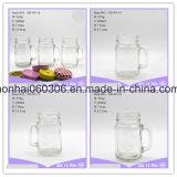 Maurer-trinkendes Glas mit Griff