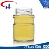 180ml tarro de cristal al por mayor para la miel (CHJ8132)