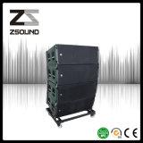 Sistema de Línea de la etapa de potencia profesional Speaker Array
