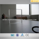 8mm Laminated Ultra Clear Toughened Glass