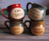 創造的なデザインヨーロッパ式の磁器のコーヒーカップの陶磁器のコップ
