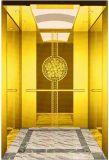 يقود عمليّة جرّ غير مسنّن [فّفف] إلى البيت دار مصعد ([رلس-234])