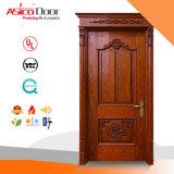 Außen/Interior-Tür hölzerne Sashed Tür-Entwürfe mit Natur-Furnier-Blatt