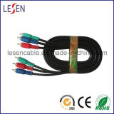 RGB Cable, 3 RCA Plugs to 3RCA Plugs, Ls-R-01