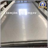 Placa de aço grossa laminada a alta temperatura de aço 304 inoxidável