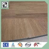 6 en X 36 en el suelo de madera del tablón del vinilo del hogar que se enclavija o del tecleo comercial